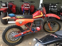 1982 maico 490, very nice cond, With title