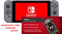 INSTALACION CHIP NINTENDO SWITCH LIBERAR Torrent