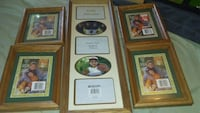 Lot of 5 picture frames Beaverton, 97006