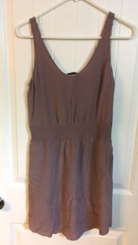 Babaton silk lavender dress size small Edmonton