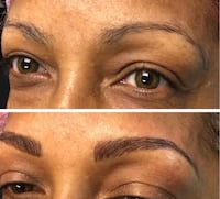 Beauty services lashes and brows  Washington