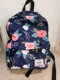 kids girls floral backpack-EUC (FIRM PRICE) Reston, 20190