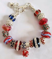 Patriotic charm bracelet. 2 for $25 Baltimore, 21224