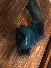 blue and black Makita corded power tool Surrey, V3R 2K8