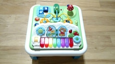 Toddler toys activity center