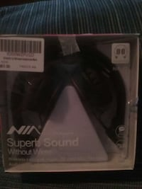 Fm wireless  radio headphones  Wichita, 67213