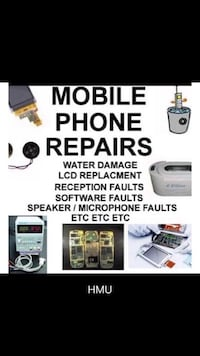 Phone screen repair I fix all broken phones iphone 4,4s,5,5c,5s,6,6+,6s,6sq+,7,7+,8,8+,x and all samsung phones repairs College Park