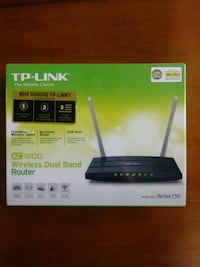 New TP-Link AC1200 Wireless Router Moyock, 27958