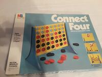 The original Connect four vertical checkers game Las Vegas, 89109