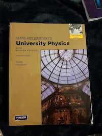 university physics with modern physics  Oslo, 1054