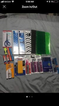 School supply bundle Duson, 70529