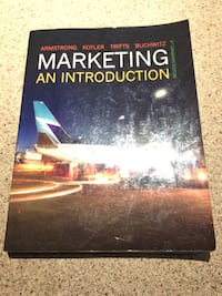 Marketing An Introduction as New! Excellent condition! Oakville, L6H 6T1