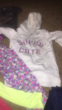 Toddler Girl clothes (4T)