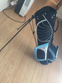 Golf bag like New with cover Sudbury, P3A
