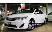 2014 Toyota Camry $70 Weekly oac - Certified Toronto
