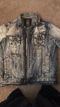 legacy edition  jean jacket size small District Heights, 20747