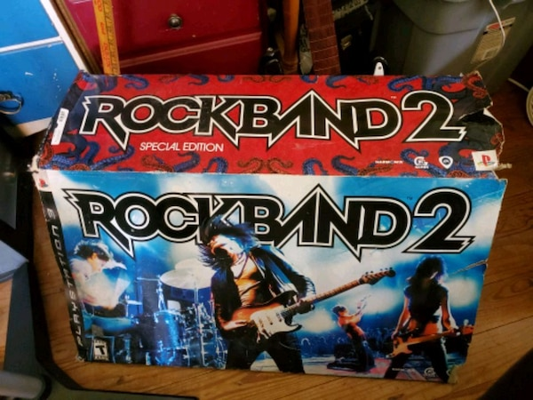 Rockband 2 ps3 special edition