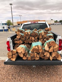 Firewood for sale! Free delivery when buying five or more bundles within a reasonable distance in the Eastside. El Paso, 79936