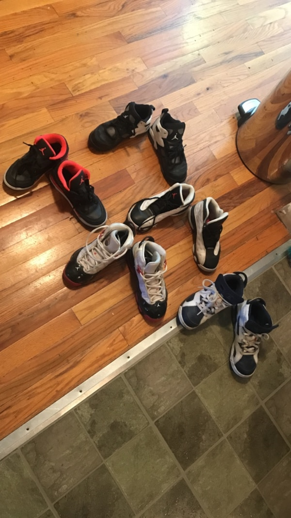 f9d0533cddd6e7 Used five pairs of shoes for sale in New York - letgo