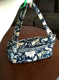 black and white floral crossbody bag Dale City, 22193
