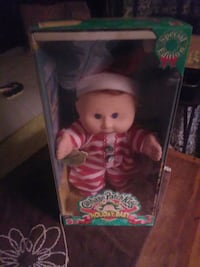 Cabbage patch kids  holiday baby shiela Lindsay