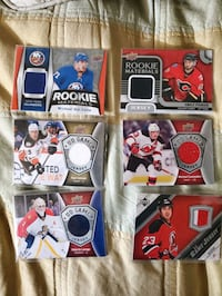 hockey patch card lot Toronto, M6E 3W1