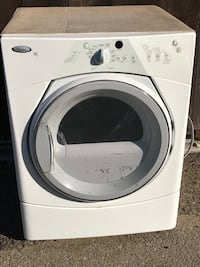 Front load electric GE dryer, works great  Turlock, 95380