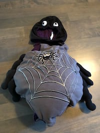 the children's place Toddler 6-12 months spider costume -$10 with tights   Markham, L3R 9L4
