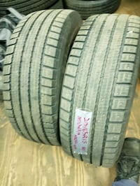 four BRAND NEW 185/70R14 all season michelin Coquitlam, V3B
