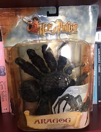 Harry Potter Aragog Figur Sifir Kapali Kutu Action Figure