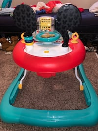 BRAND NEW MICKIE MOUSE WALKER