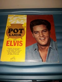 Rare 1962 ELVIS RECORD VARIANT COVER 544 km