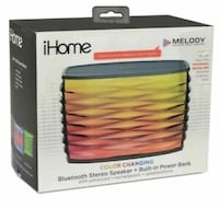 iHome IBT85 Wireless Waterproof Speaker Toronto, M6J 2R2