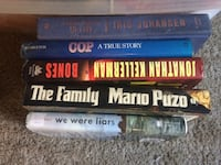Good books to read $20 for all Brentwood, 20722