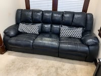 Free leather couch recliner Union, 07083