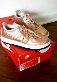 Nike Rose Gold sneakers