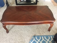 Nice Wooden coffee table Woodbridge, 22191