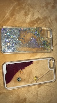 Two for 15 water cases iPhone 6/7 Silver Spring, 20902