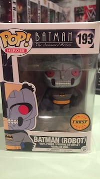 Batman Funko Limited Chase Pop Bolton, L7E 1W1