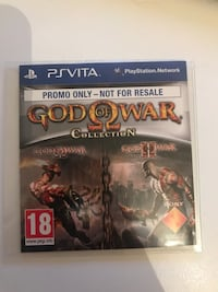 God of War Collection PS Vita Oyunu Fatih, 34083