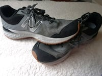 pair of gray-and-black Nike running shoes Mobile, 36606