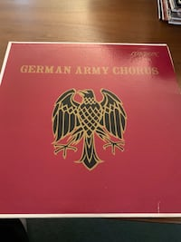 2 old army records LP