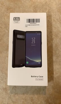 Battery case for note 8