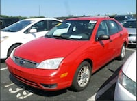 Ford - Focus - 2005 Washington, 20018