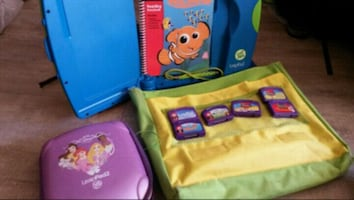 learning leap pad 1&2
