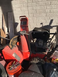 red and black snow blower Front Royal, 22630