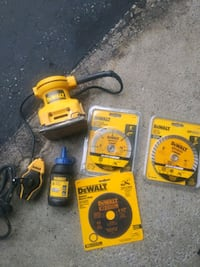 Dewalt sander and saw blades