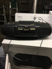 Am/fm radio with CD player Tarrytown, 10591