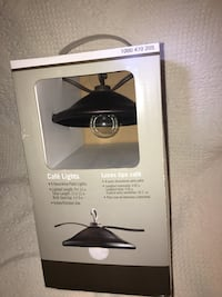 New, Never Used Cafe String Lights Chantilly, 20152