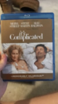 It's complicated Blu-Ray case Fairfax, 22030